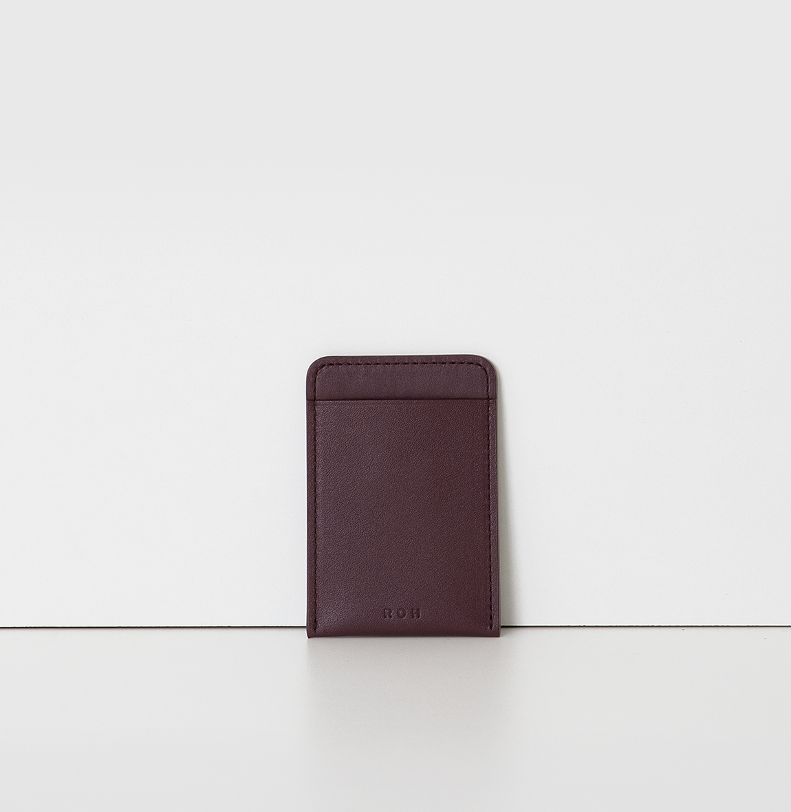 ROH Card Wallet Objet 1 Burgundy