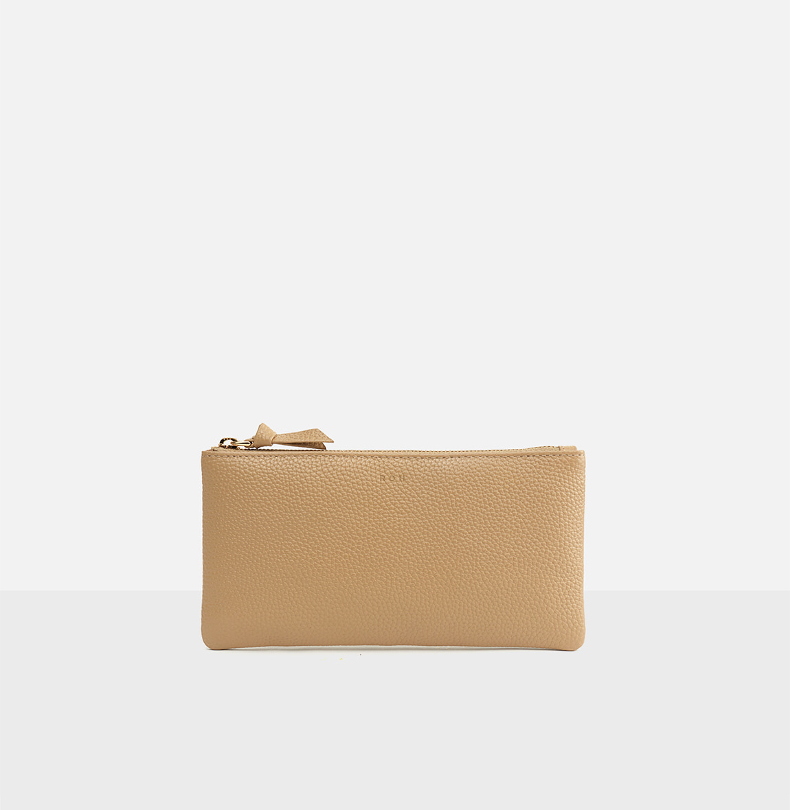 ROH Basic wallet objet 2 Light ocher Ople