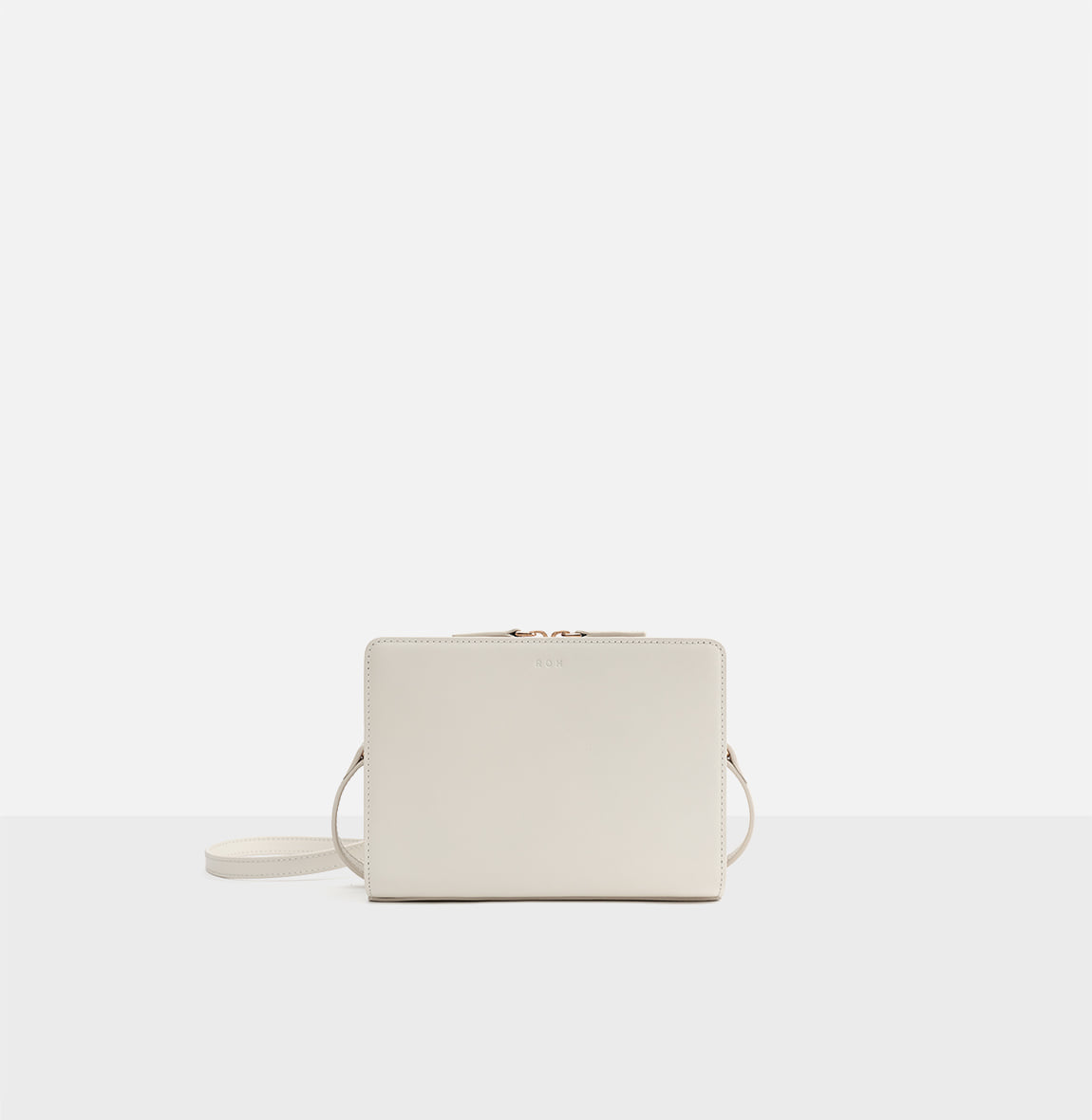 ROH Mini square bag Ivory