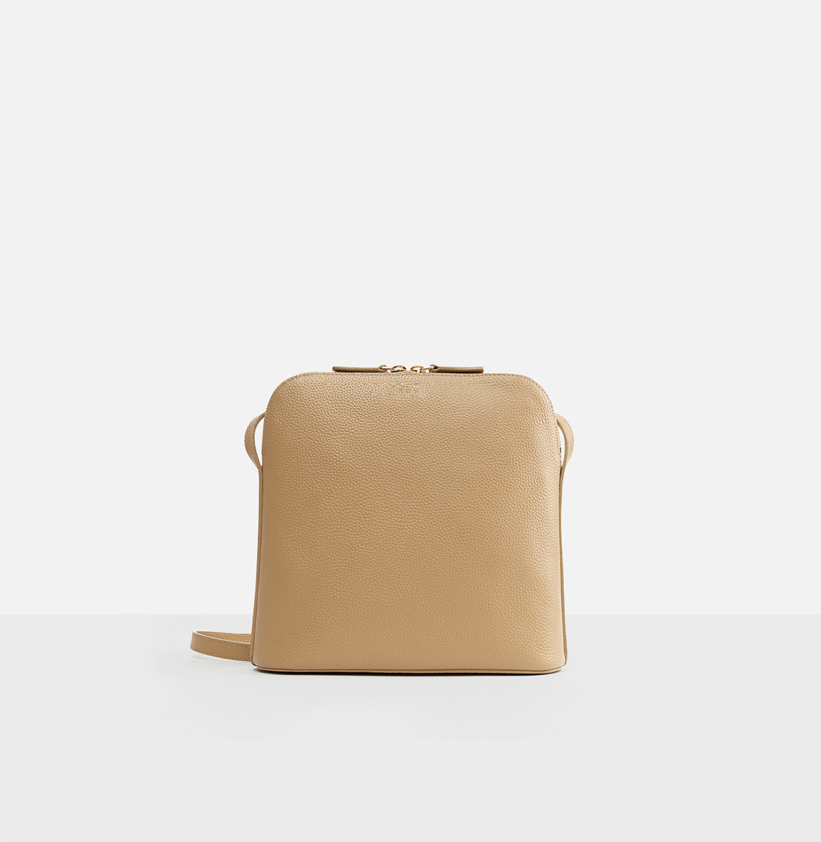 ROH Around crossbody bag Light ocher Ople