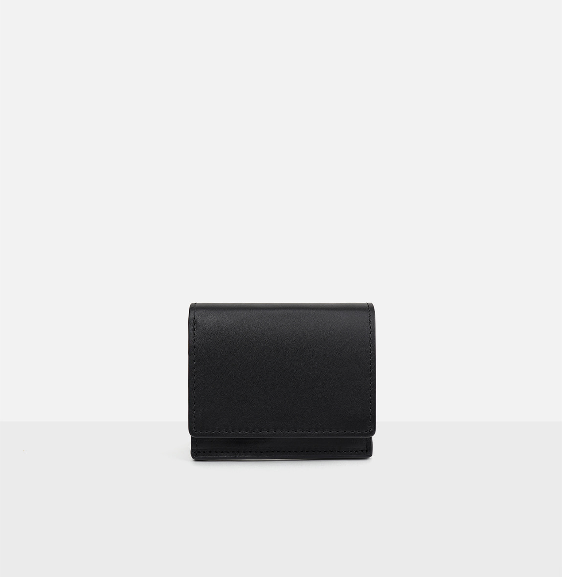 ROH Flap billfold wallet objet Black