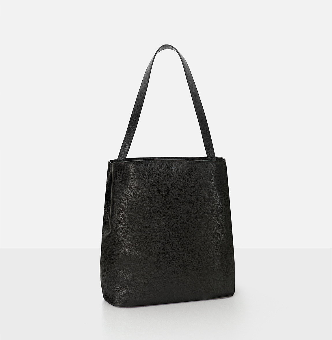 Aline Large Shoulder bag Black Ople