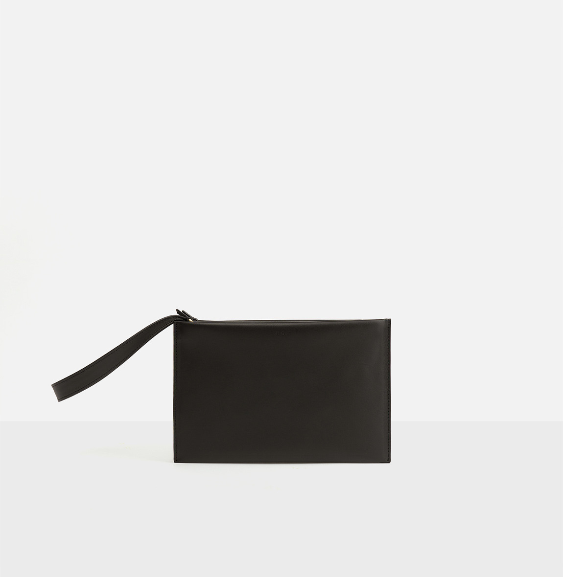 [19FW NEW] Double clutch bag Umber