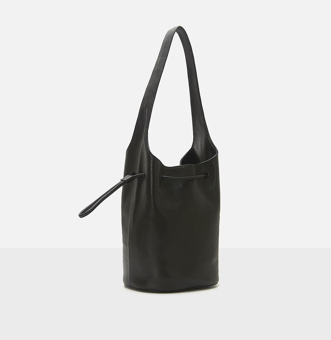 Merlin large Hobo bag Black Ople