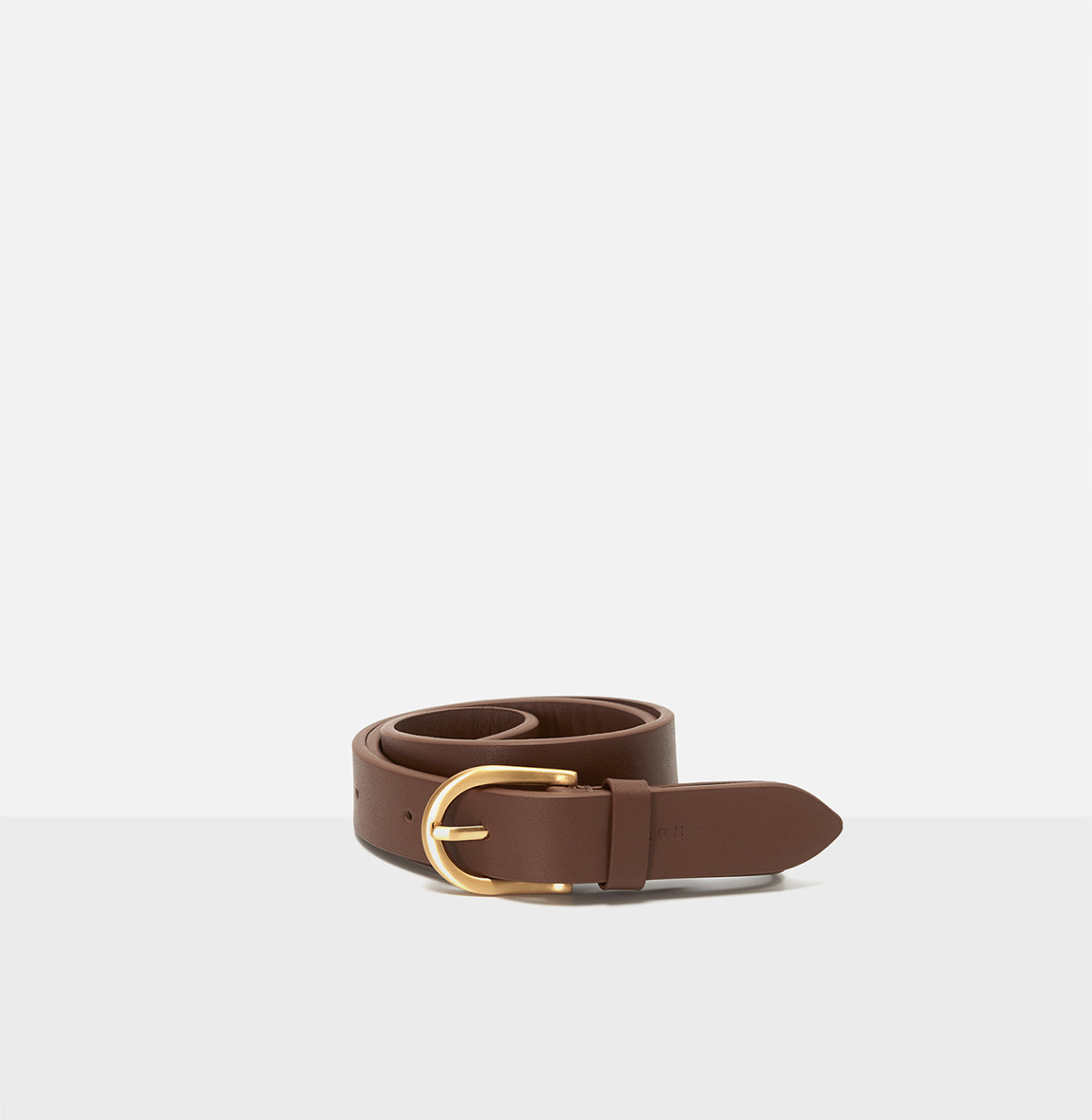Around Belt Smoky Tan