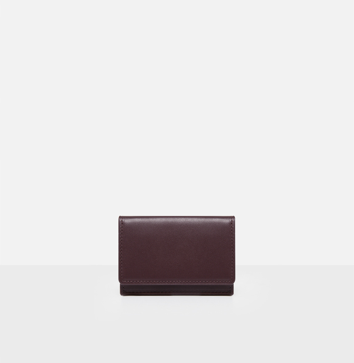 Pochette card wallet Burgundy