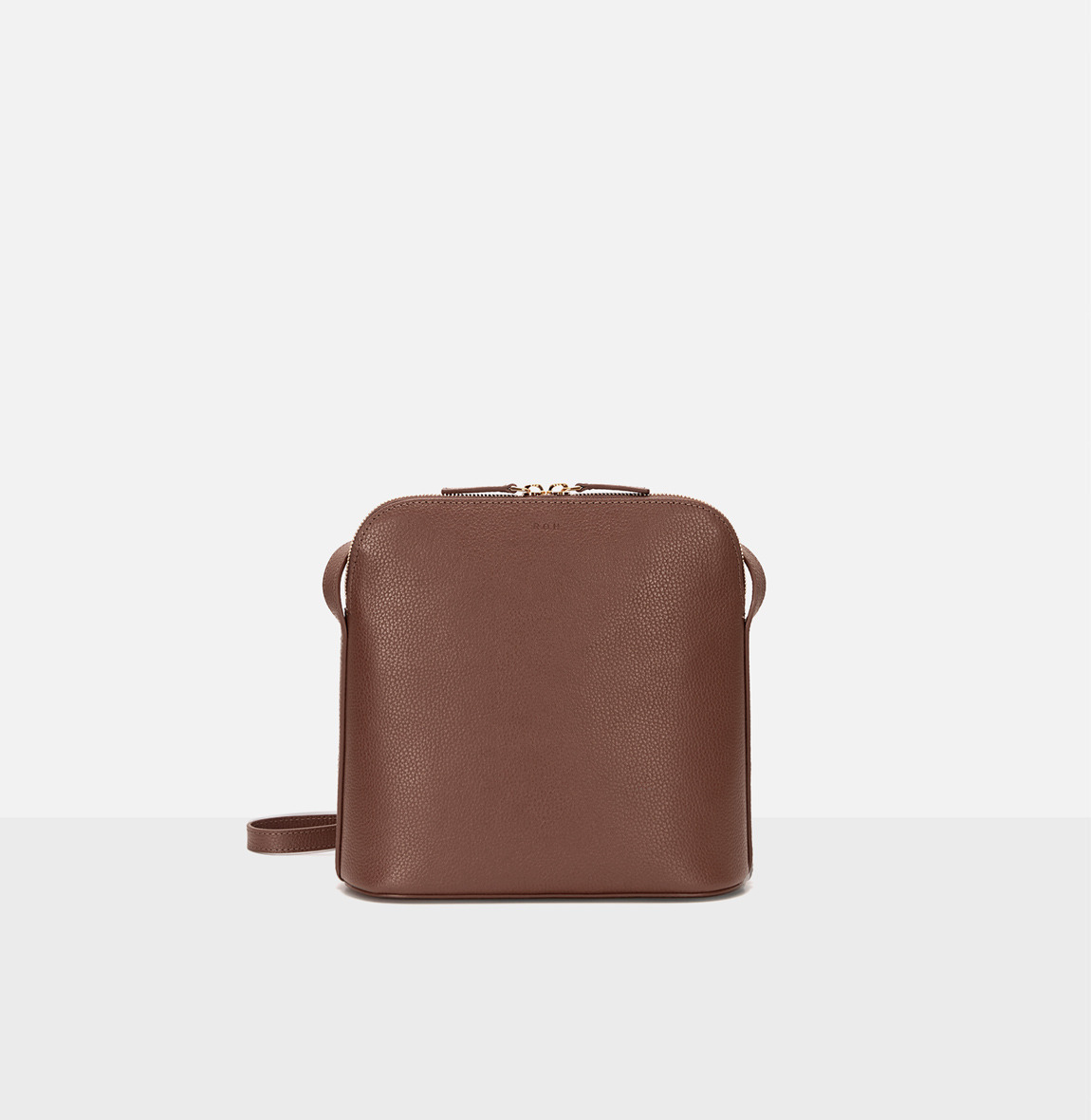 Around L medium shoulder bag Smoky Tan Ople