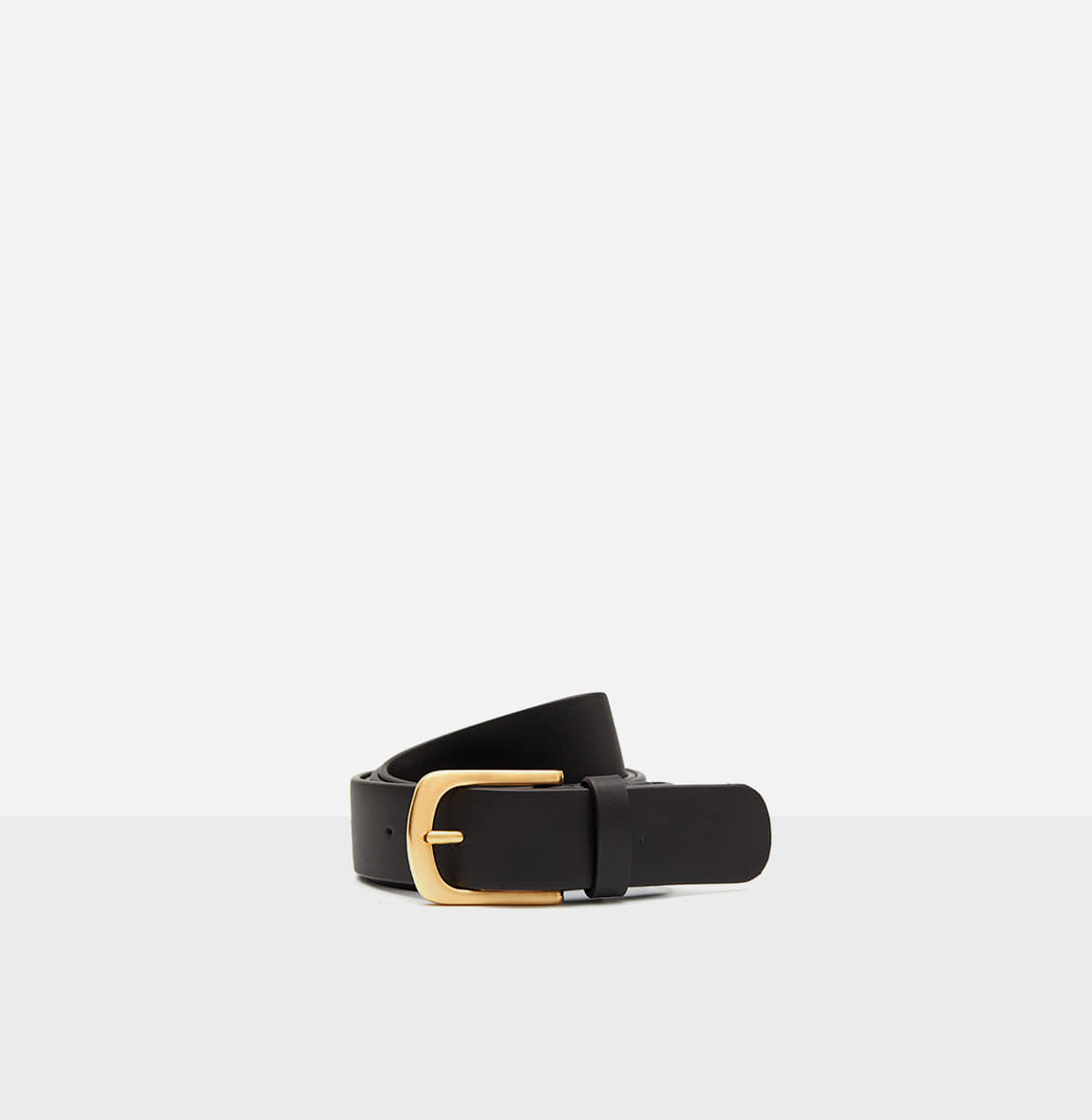 Square Belt Umber