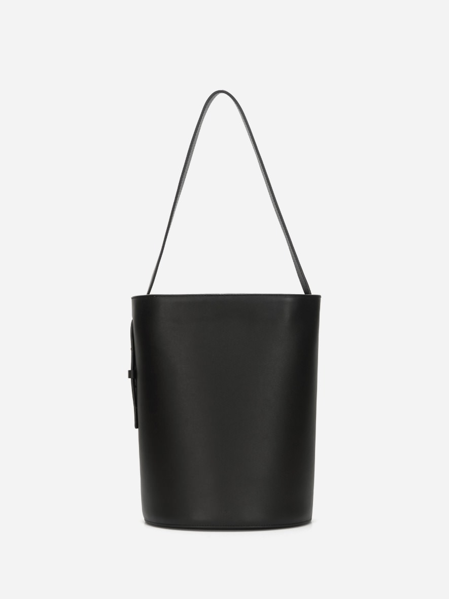 Juty medium shoulder bag Black
