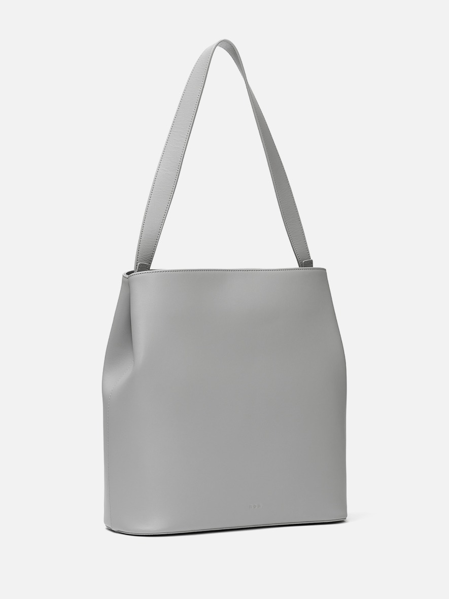 Aline Large Shoulder bag Light gray