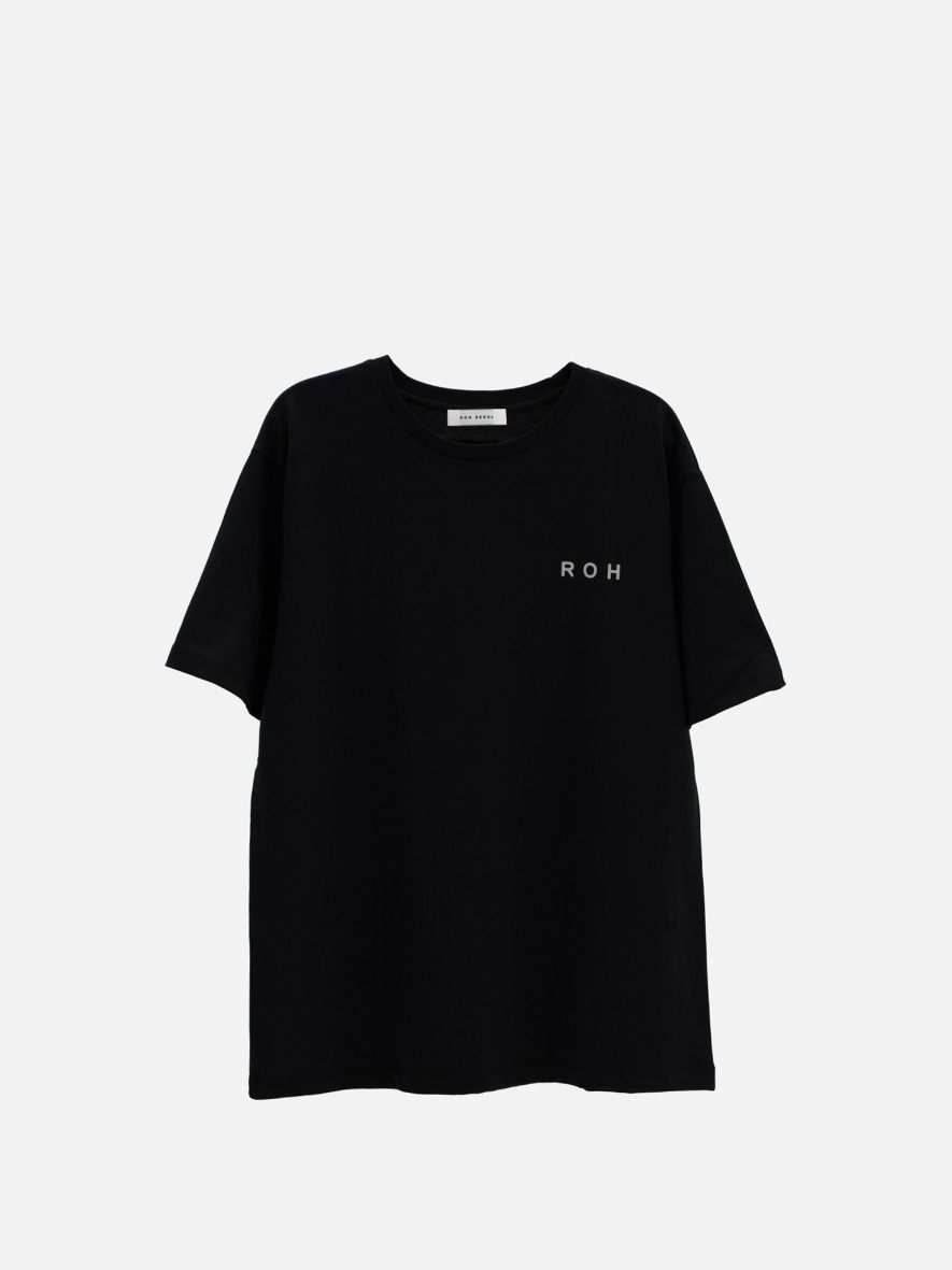 Plain T-Shirt Black