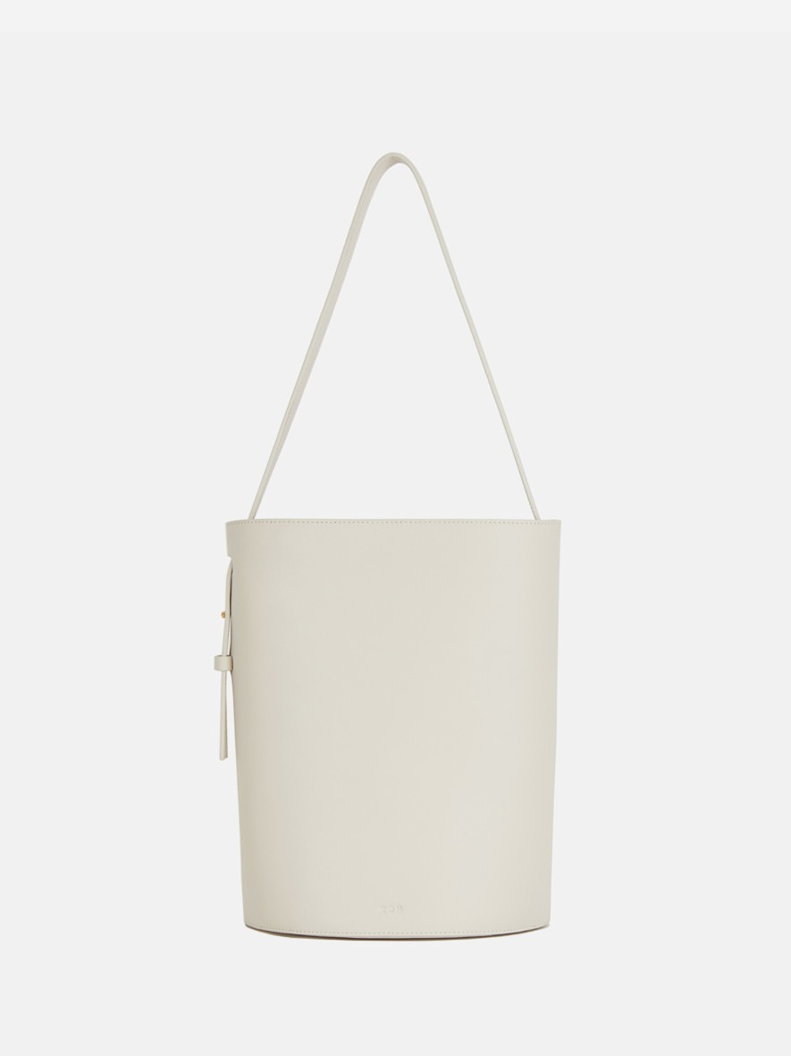 Juty medium shoulder bag Ivory