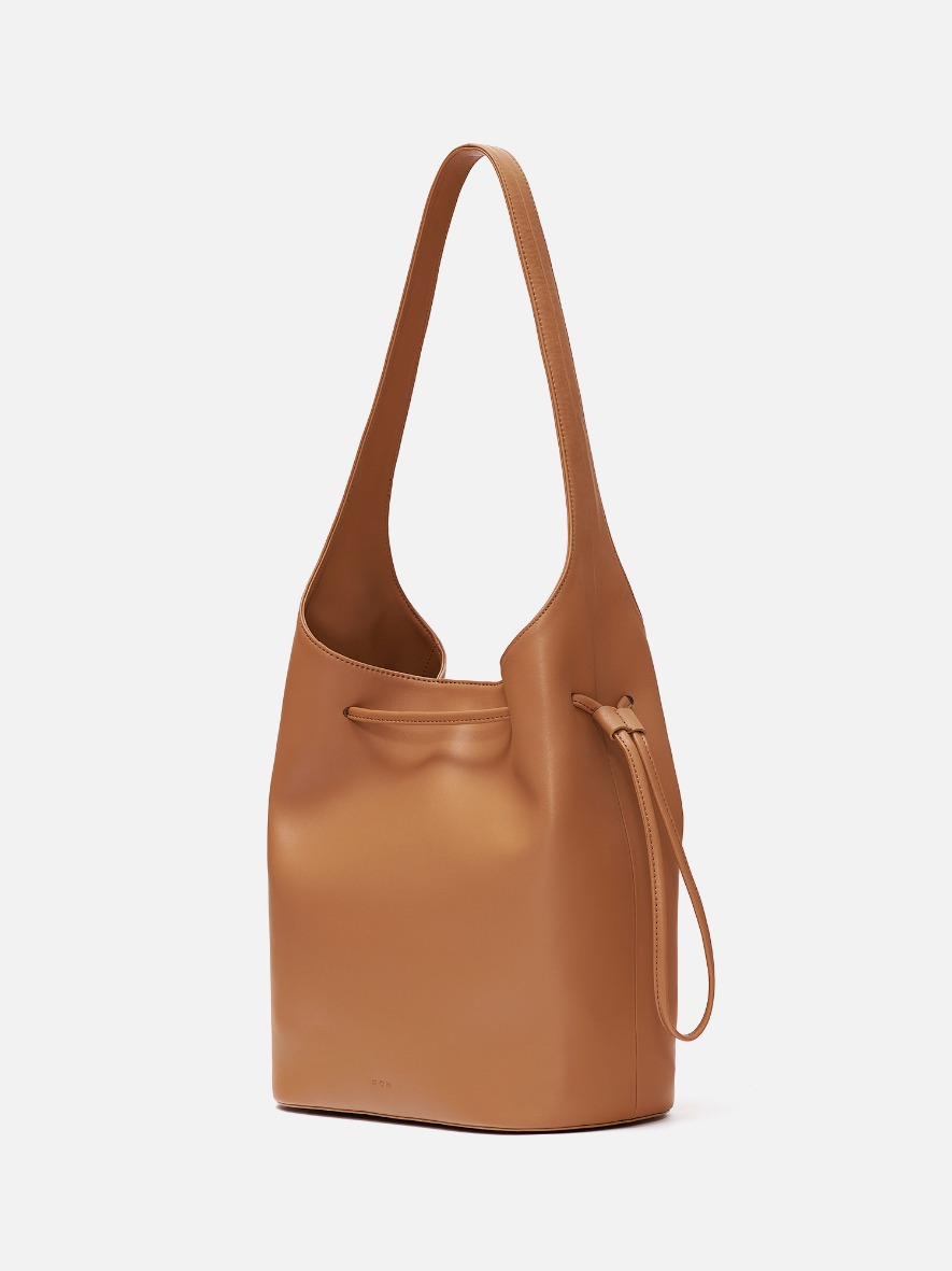 Merlin large Hobo bag Creamy tan