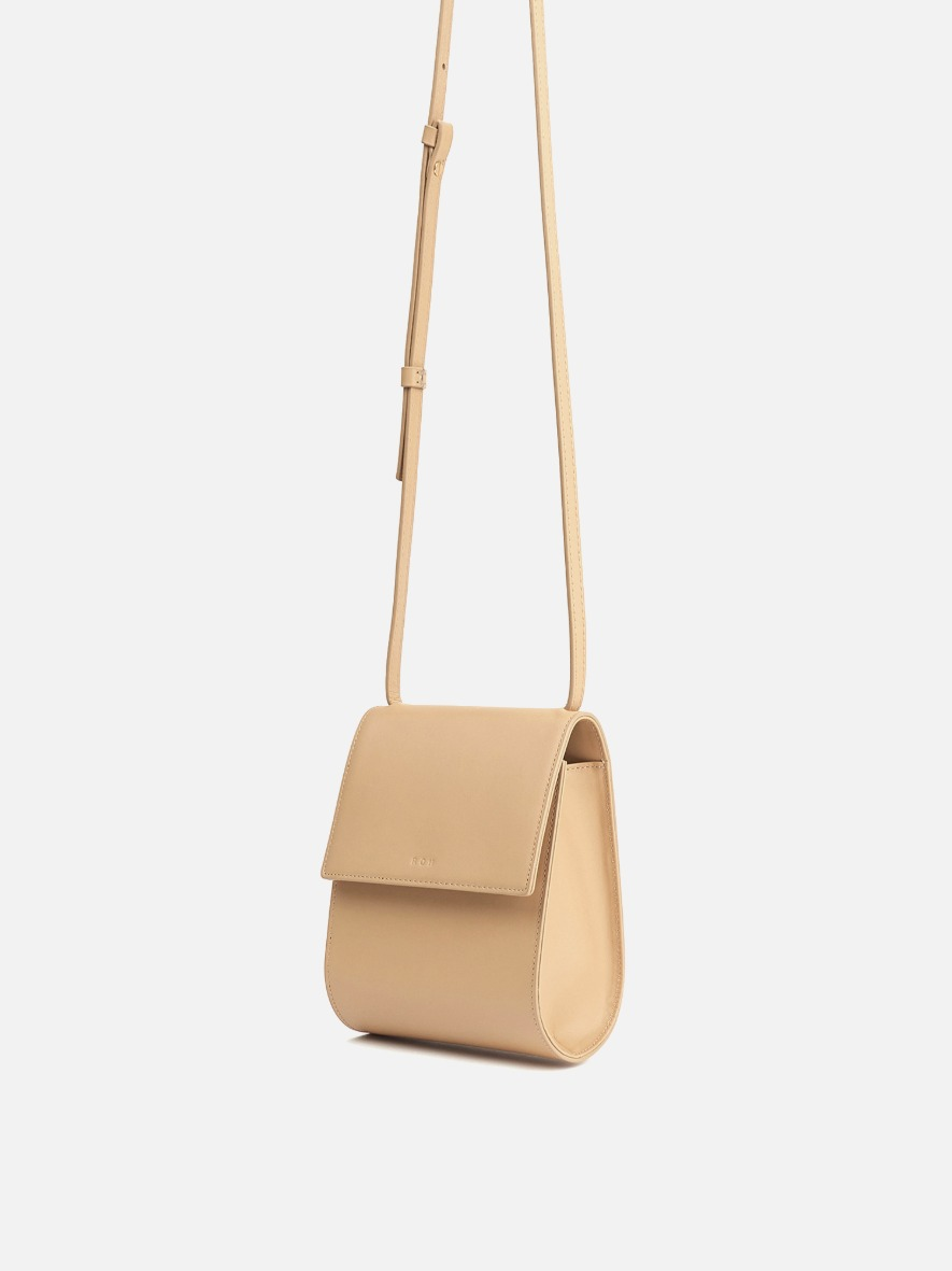 Pochette crossbody bag Light ocher